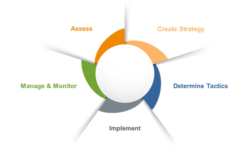 Life cycle of strategy